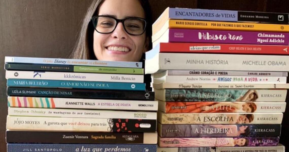 Como foram suas leituras em 2020, quando sobrou tempo para ler…?