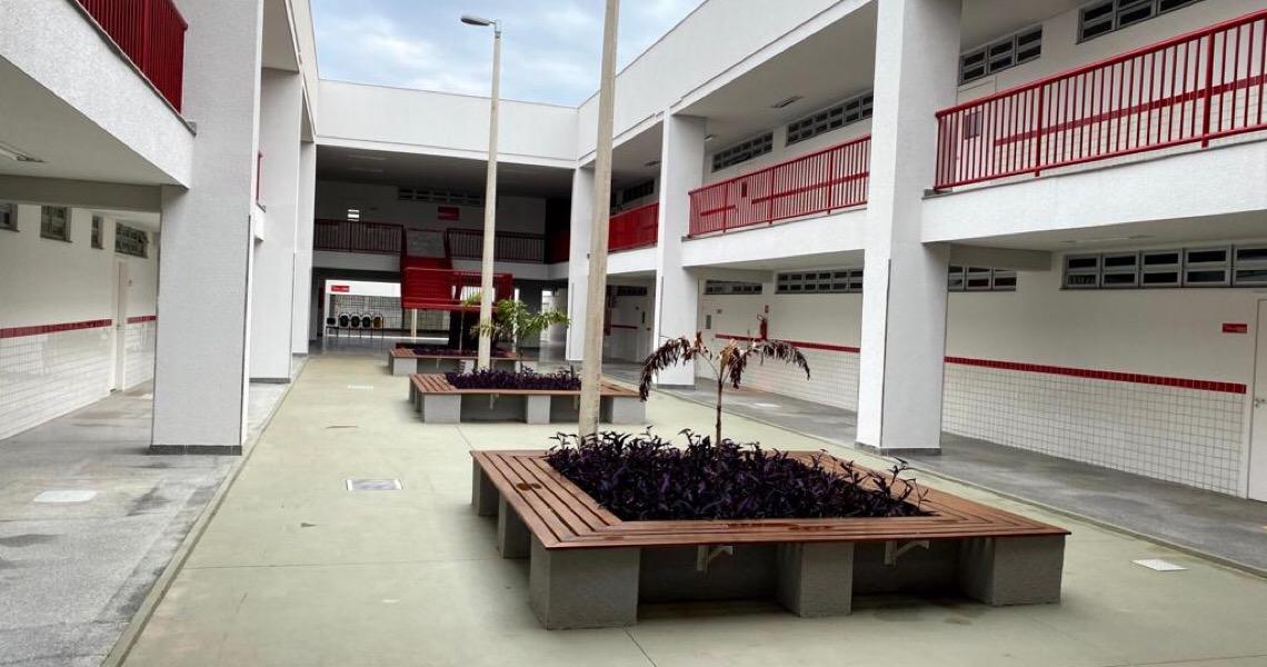 Primeira escola técnica de Brazlândia oferece mais de 300 vagas