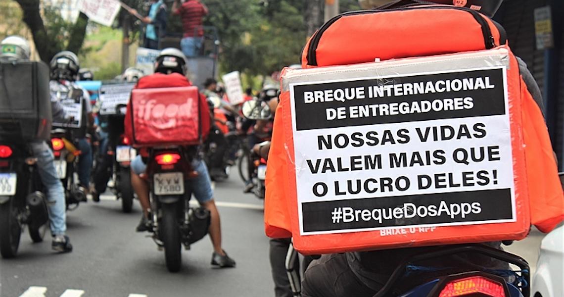 Pandemia desnudou tragédia do mundo do trabalho no Brasil em 2020