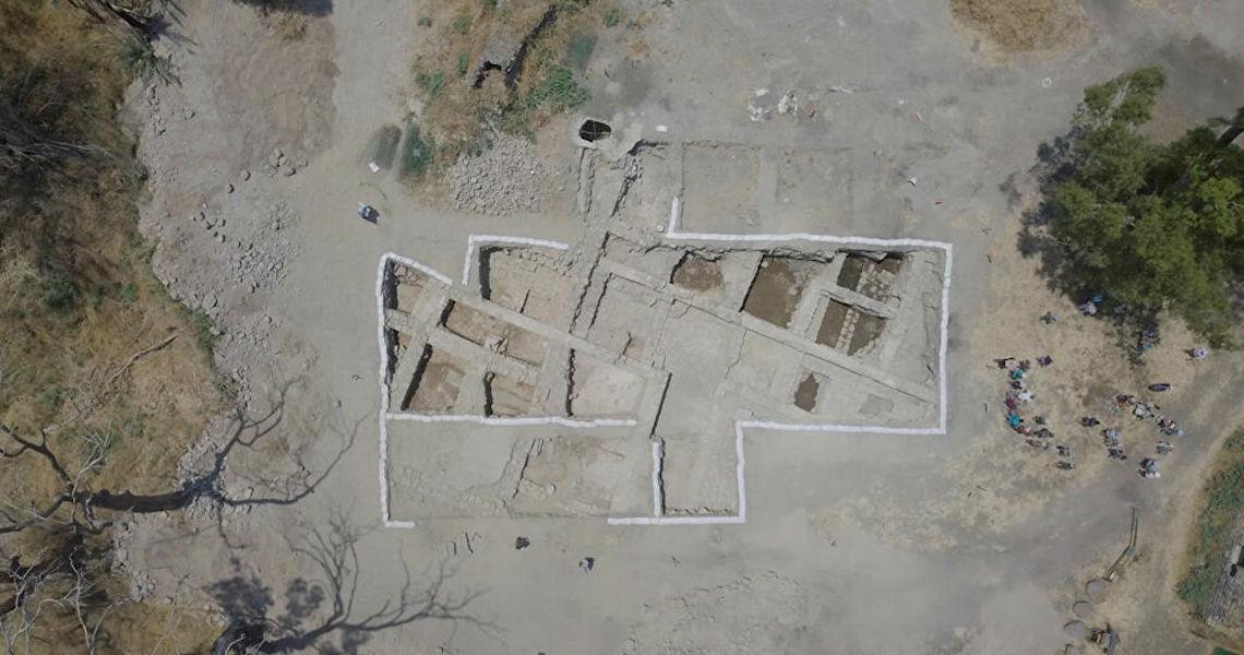 Achado 'fascinante': templo de Afrodite de 2.500 anos é descoberto na Turquia