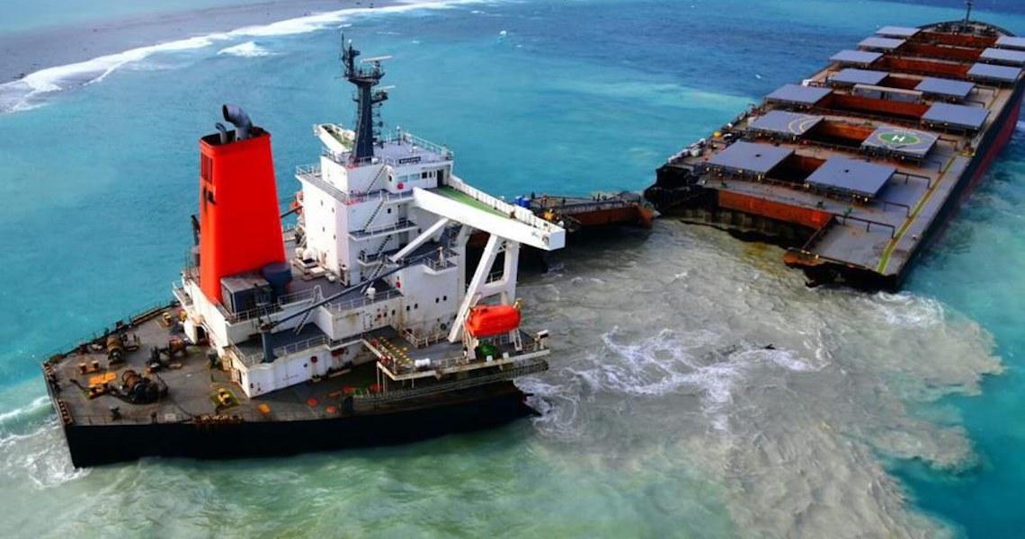 Milhares de navios estão em risco por fraude em combustível