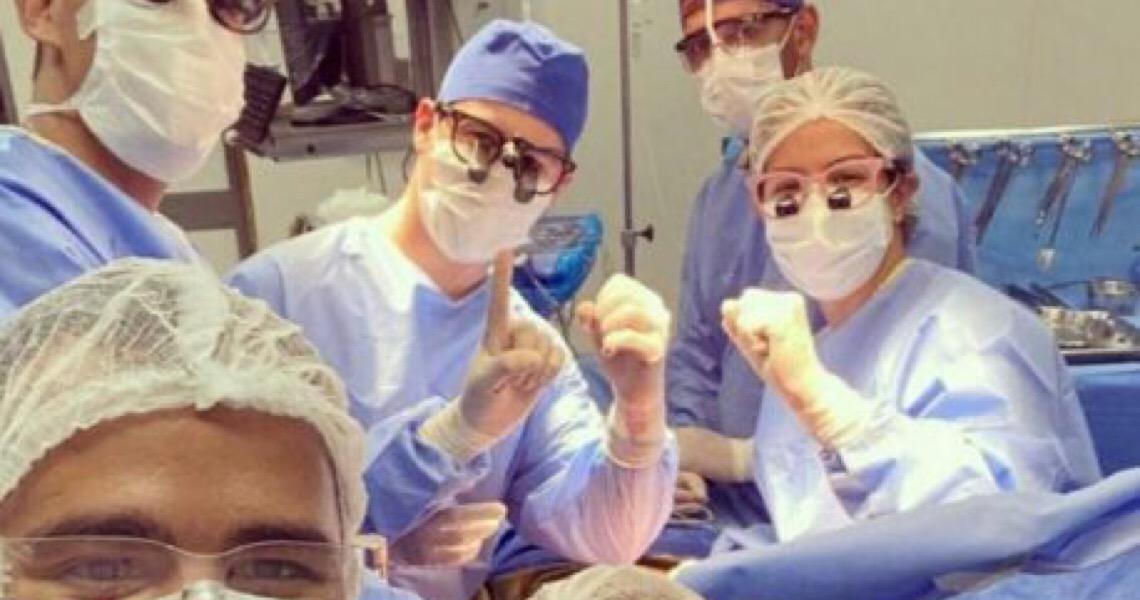 Em 2020, DF superou número de transplantes de fígado realizados em 2019