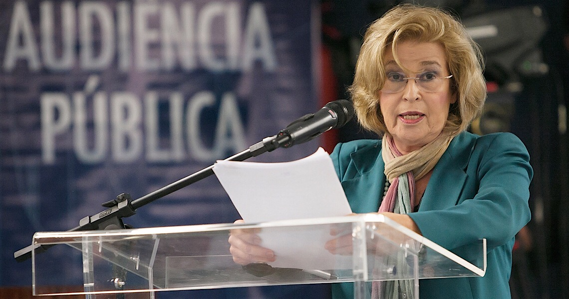 Machismo, confinamento e desemprego favorecem feminicídio, diz Lia Zanotta
