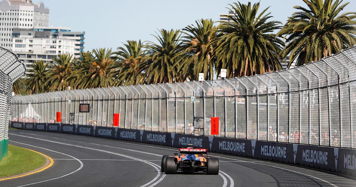 Temporada nem começou e GP da Austrália será adiado