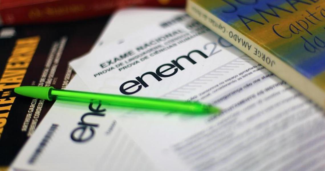 Inep libera cartão de inscrição com locais de prova do Enem; saiba como acessar