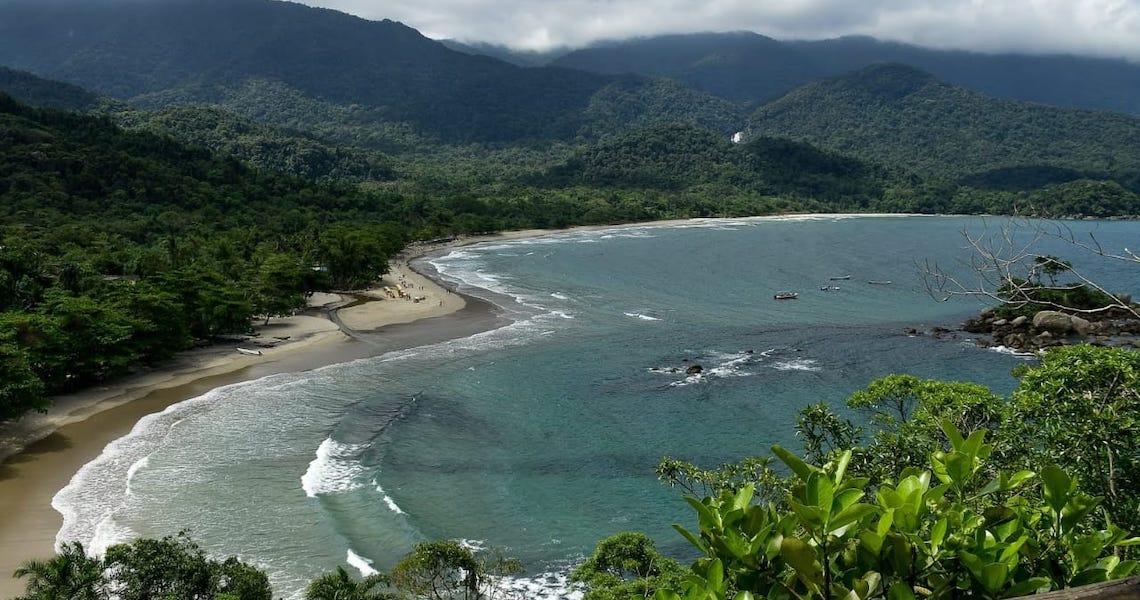 Resex Baía de Castelhanos é criada em Ilhabela