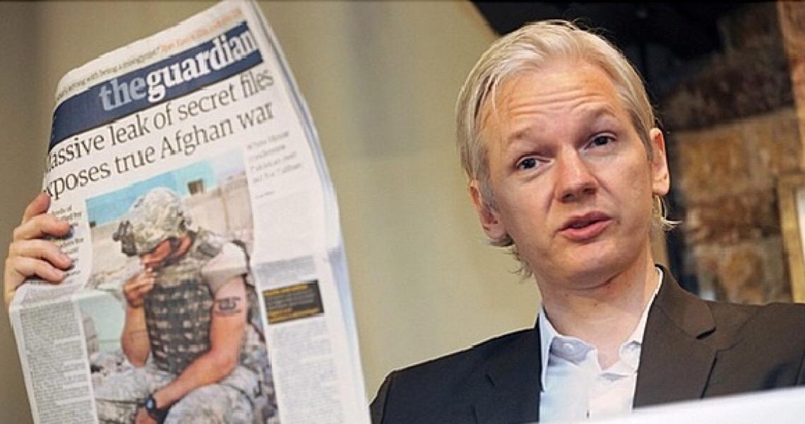 Justiça britânica rejeita extradição de Assange