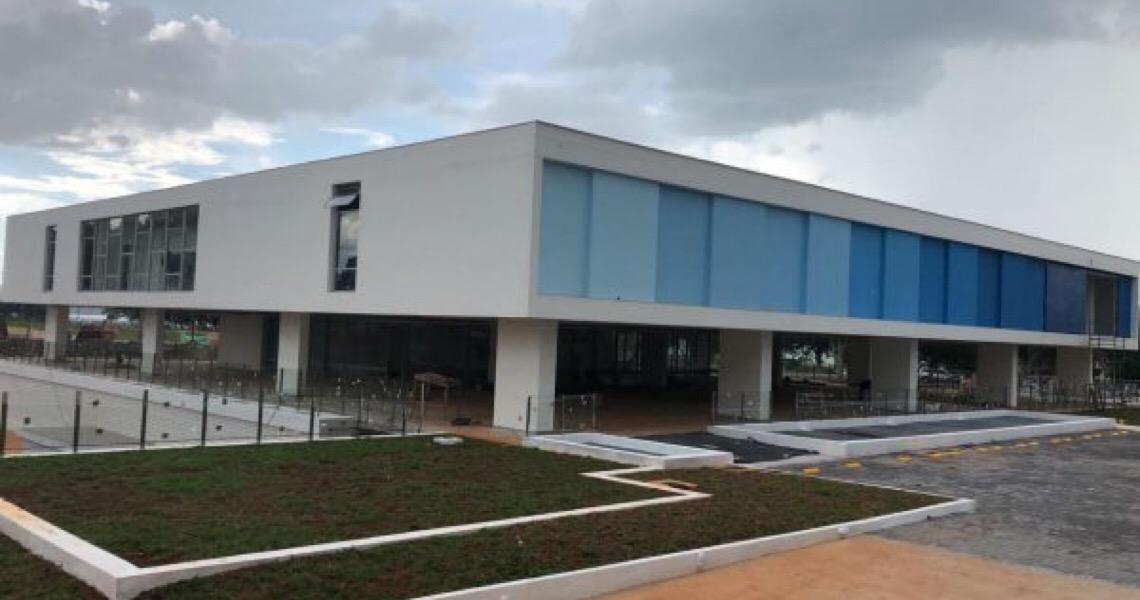 Obras do Museu de Arte de Brasília, fechado há 14 anos, são concluídas