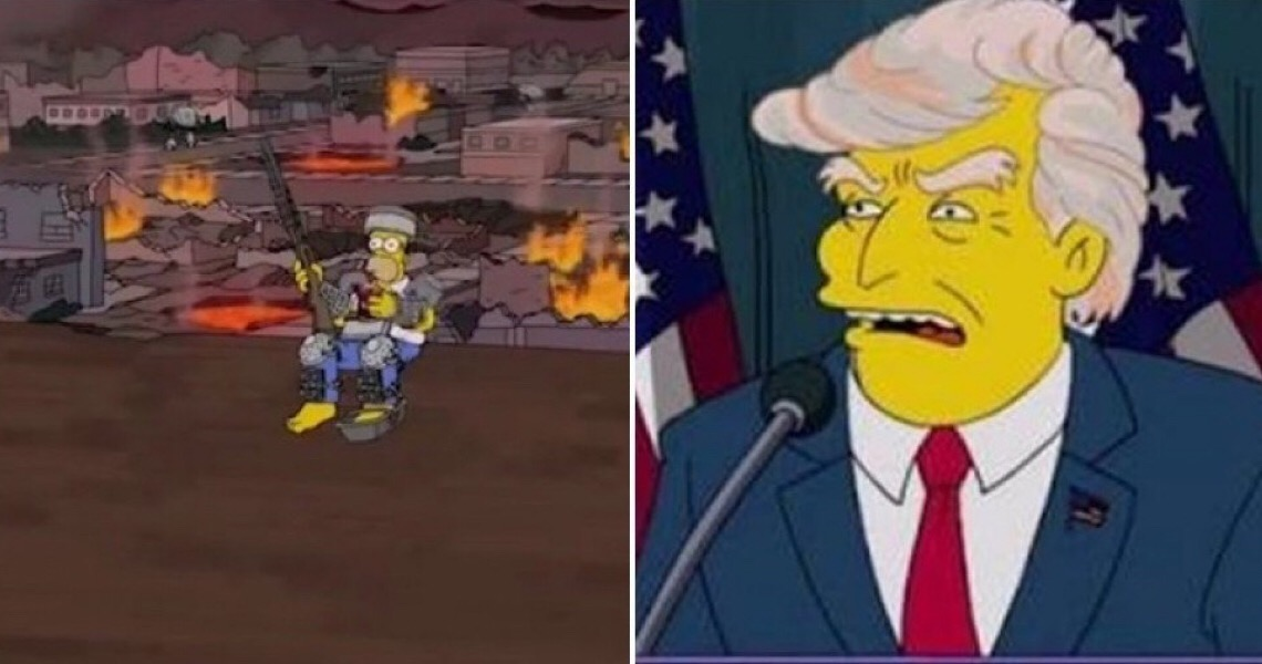 Episódio d'Os Simpsons sobre