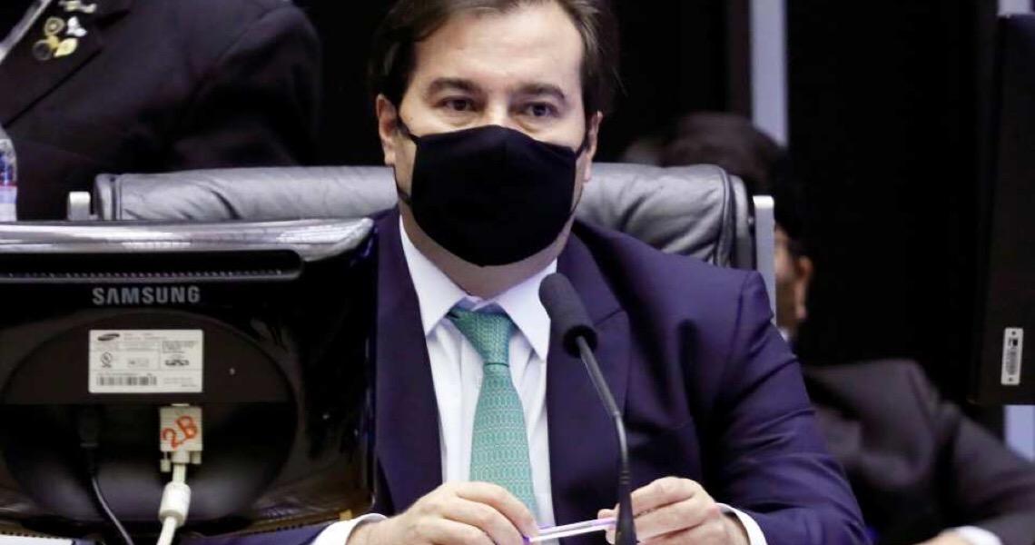 """Maia sobre exigência de Bolsonaro do voto impresso: """"Ataque gravíssimo ao TSE e aos juízes"""""""