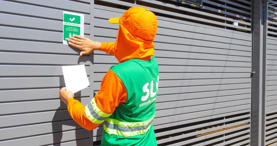 Campanha Cartão Verde para o descarte correto do lixo volta forte em 2021