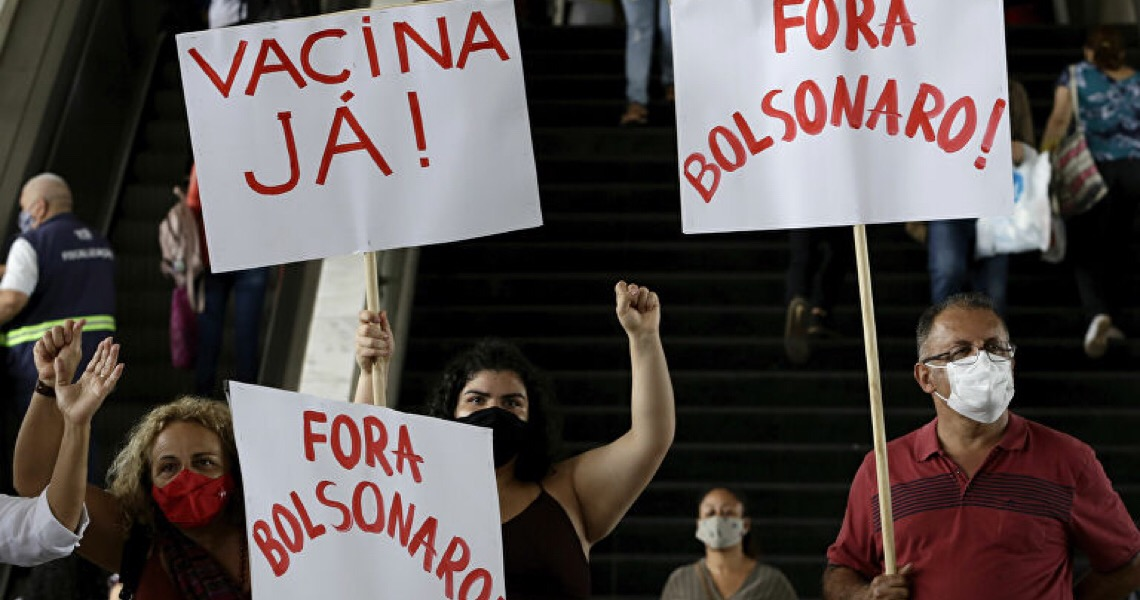 Brasil precisa de lockdown nacional, diz pesquisador de Oxford