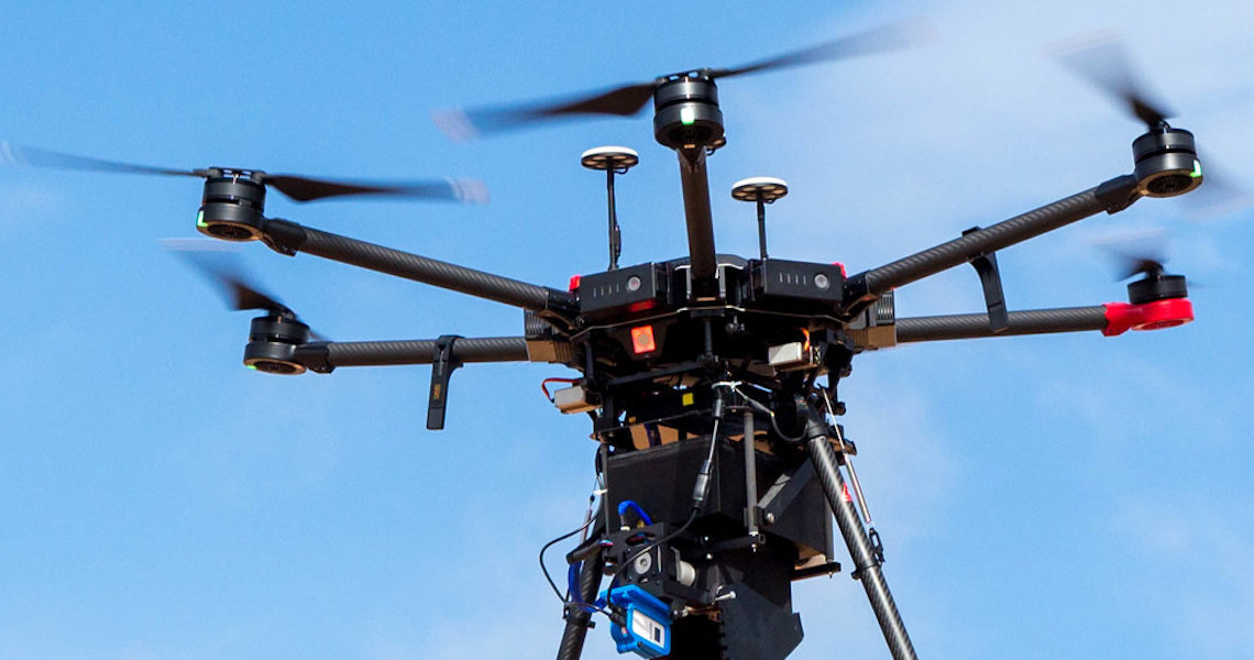 Drone, testado no Brasil, demonstra eficácia no combate a doenças transmitidas por mosquitos