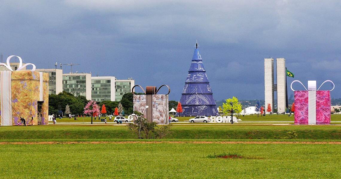 Turismo de Brasília ganha força na temporada de férias