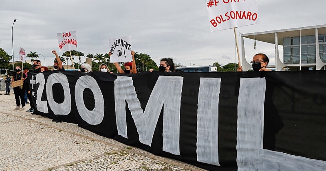 Para Deborah Duprat, pandemia deve acelerar, e não retardar, pedidos de impeachment de Bolsonaro
