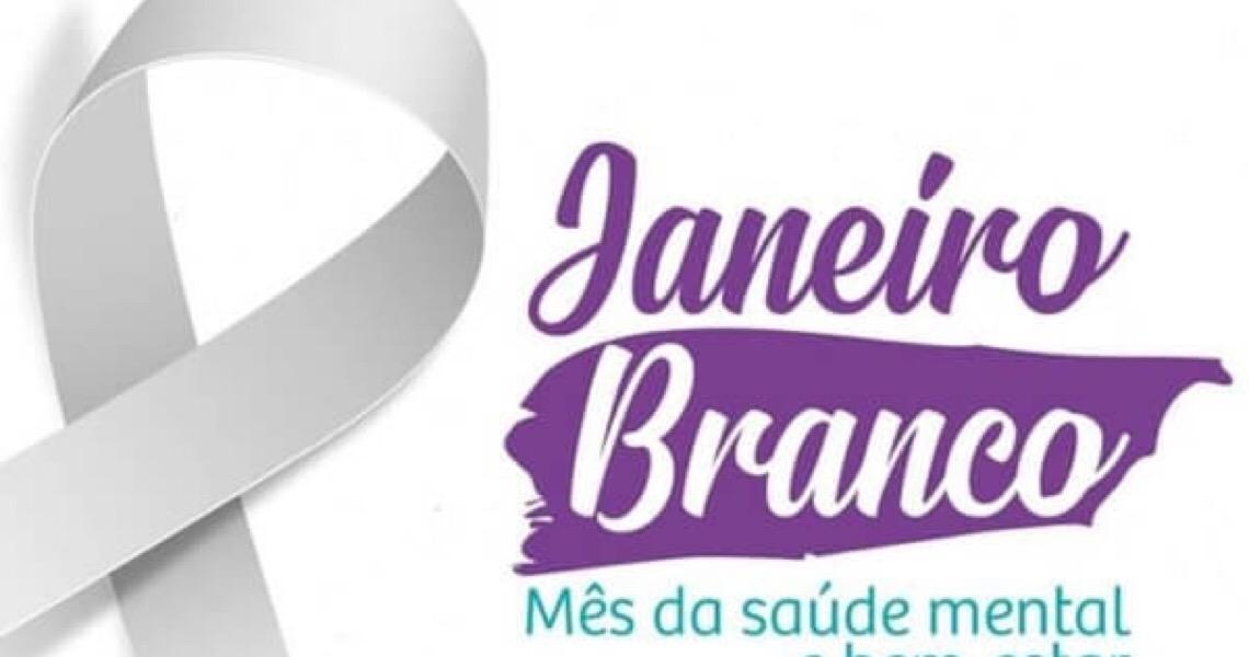 Janeiro Branco abre importante debate sobre a saúde mental no Distrito Federal