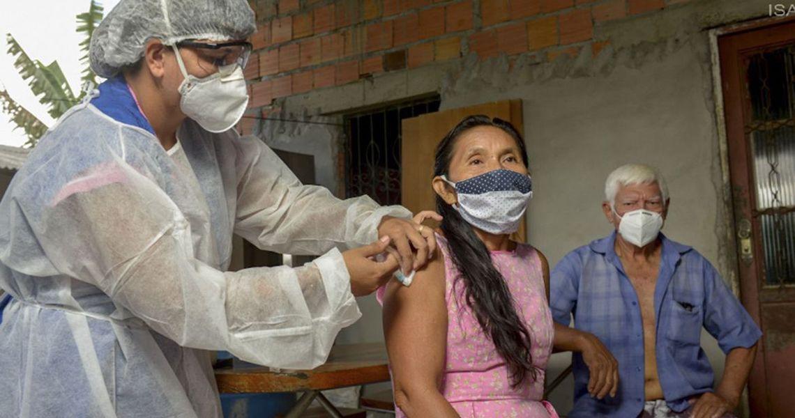 Casos de covid-19 entre indígenas do Brasil chegam a 44.680, diz Apib
