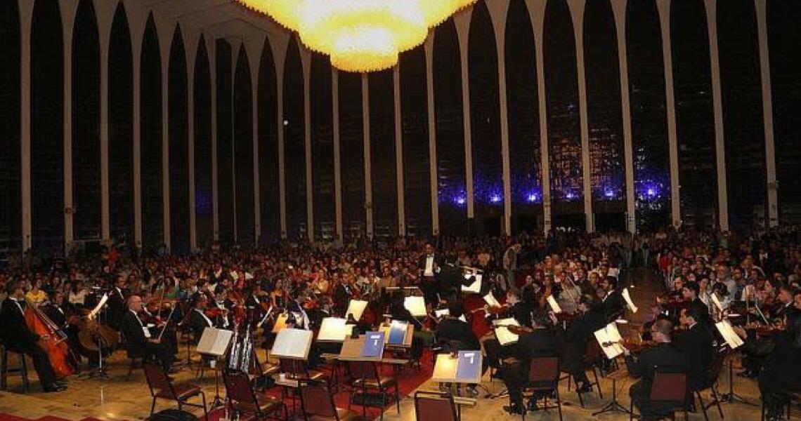 Orquestra Sinfônica do Teatro Nacional rege janeiro de música húngara, jazz e ópera