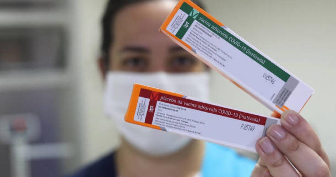 'A Coronavac é realmente eficaz para evitar casos graves de covid e isto é importante'