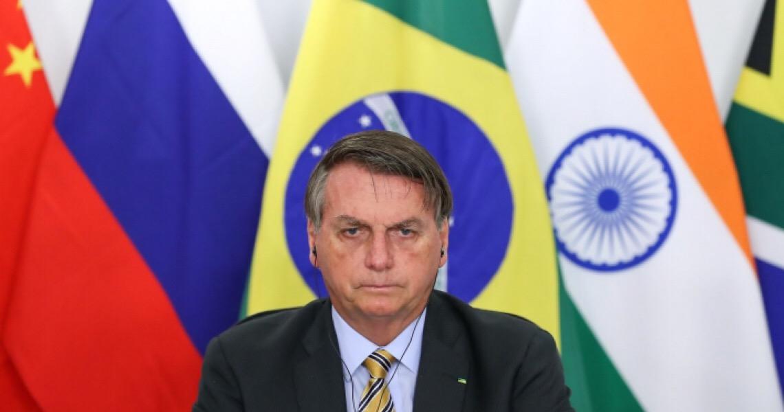 Human Rights Watch acusa Bolsonaro de sabotar medidas de combate à pandemia