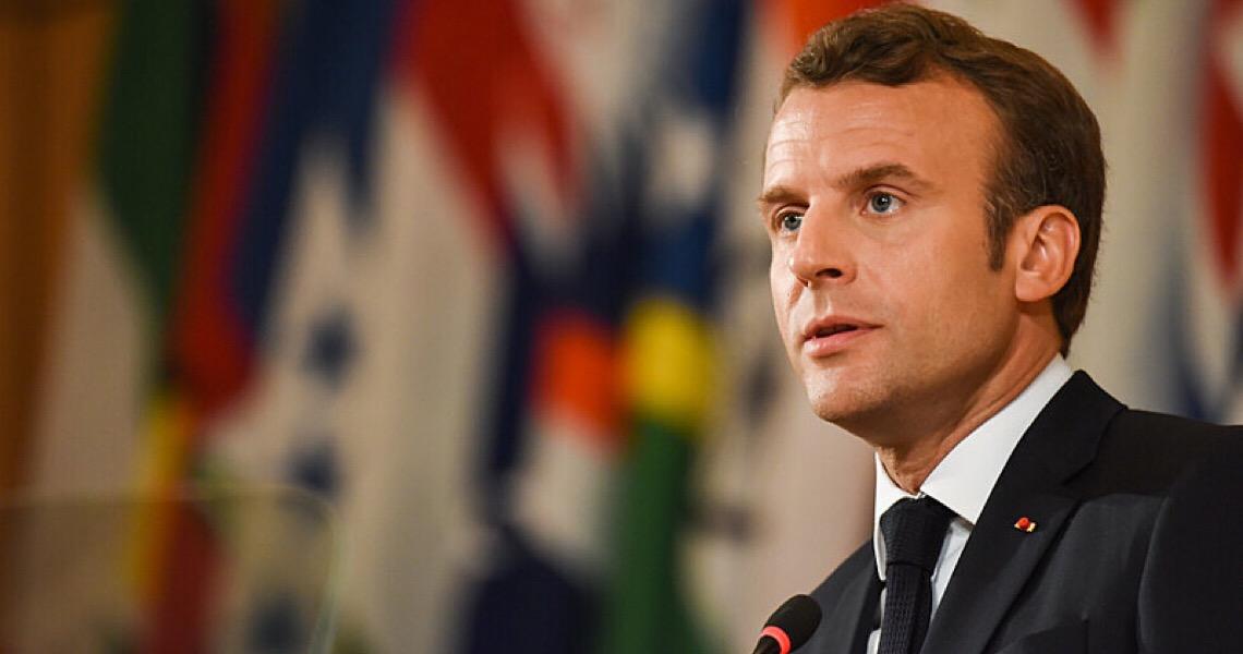 Presidente Emmanuel Macron diz ser preciso abandonar soja brasileira para salvar Amazônia