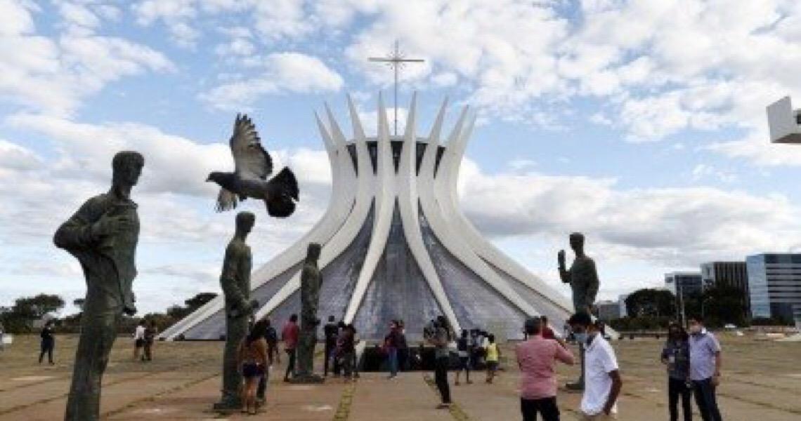 Distrito Federal ganha roteiros turísticos voltados para a religião e história