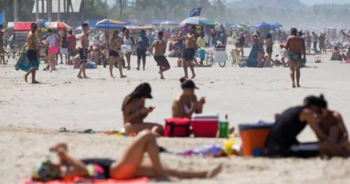 Pandemia faz turismo brasileiro acumular prejuízo de R$ 261,3 bilhões de março a dezembro