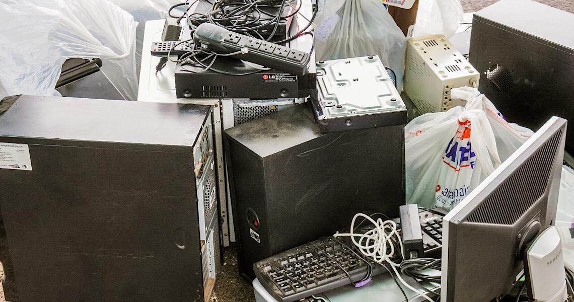 Projeto Brasília Iluminada mobiliza coleta de lixo eletrônico