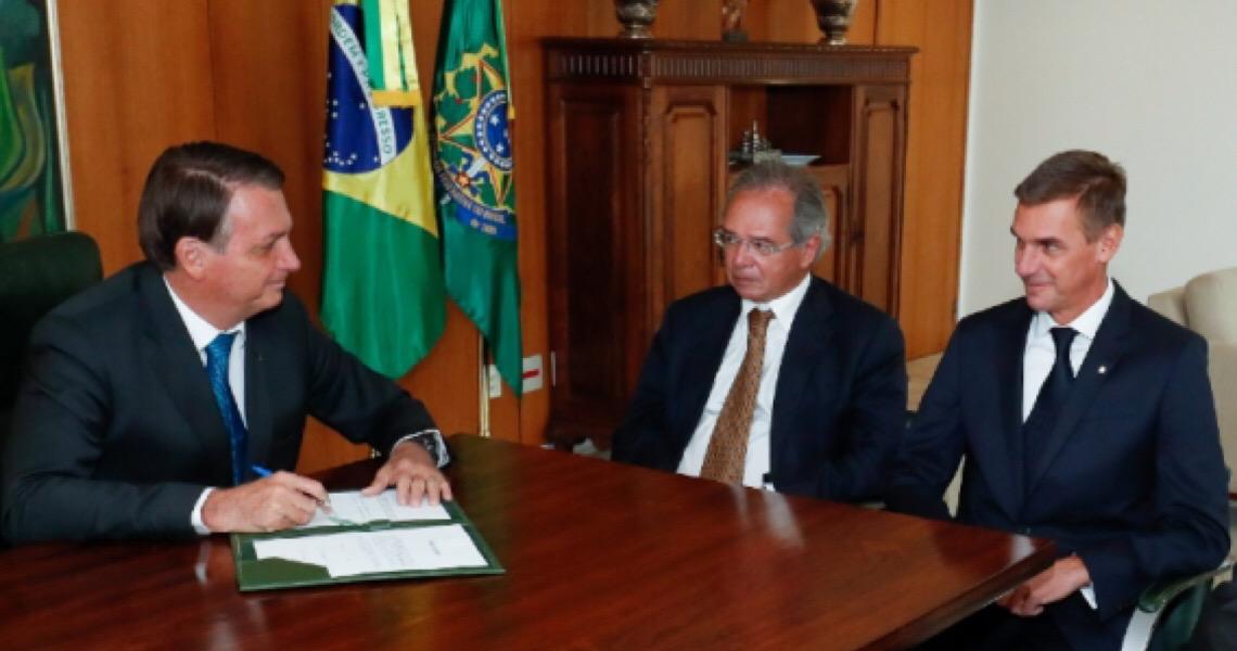 Rusgas de Bolsonaro com André Brandão envolvem indicação e show do Seu Jorge