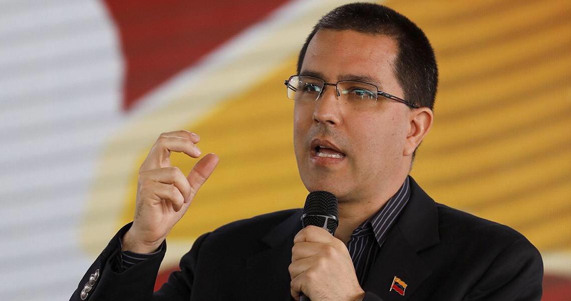 Chanceler da Venezuela diz que mandará oxigênio para Manaus por instrução de Maduro