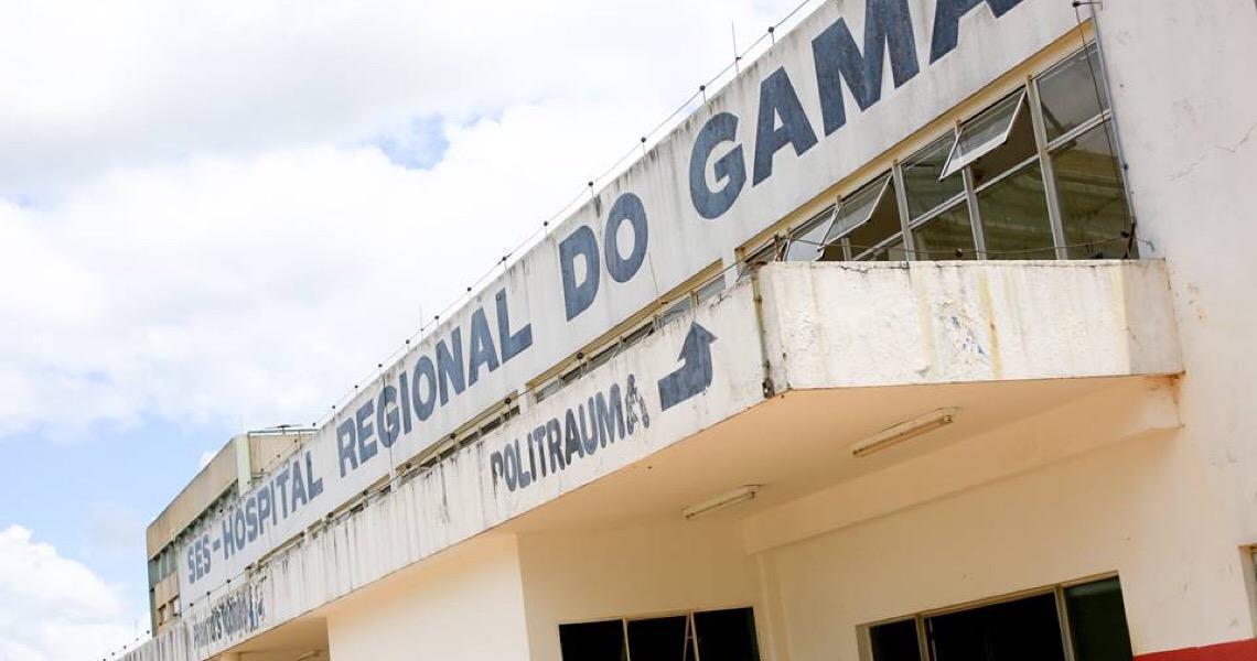 Superlotada, ala de Covid-19 do Hospital do Gama pede bandeira vermelha para evitar novos pacientes