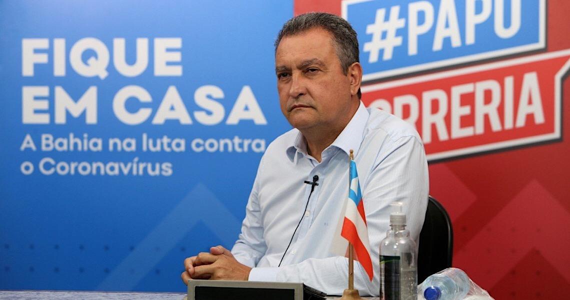 Governador Rui Costa aciona o STF para comprar vacina Sputnik V sem o governo federal