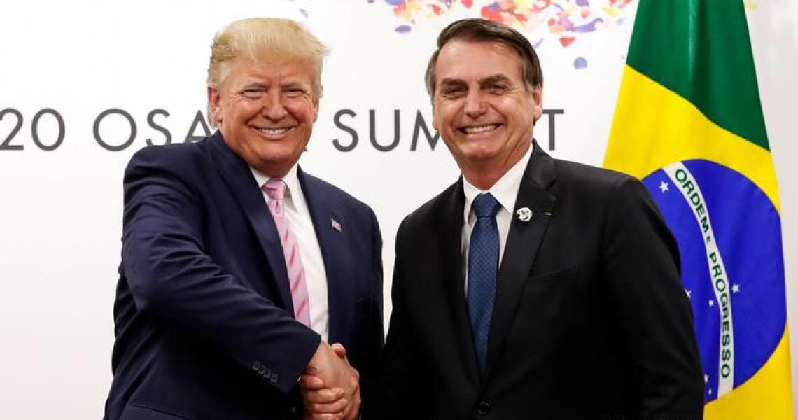 Não há o que temer ao despachar figuras nefastas como Donald Trump e Jair Bolsonaro