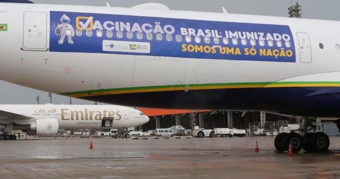 Índia diz que não consegue atender demanda do Brasil por vacinas no momento