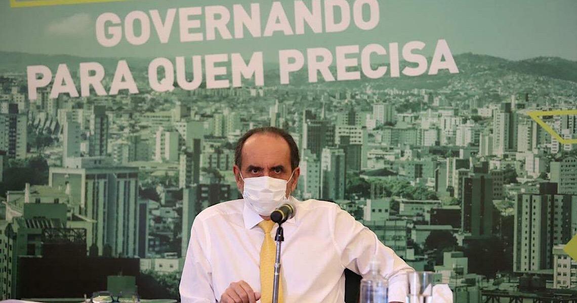 Alexandre Kalil, prefeito de BH, oferece vagas de UTI a bebês de Manaus e dispara: 'Que país é esse?'