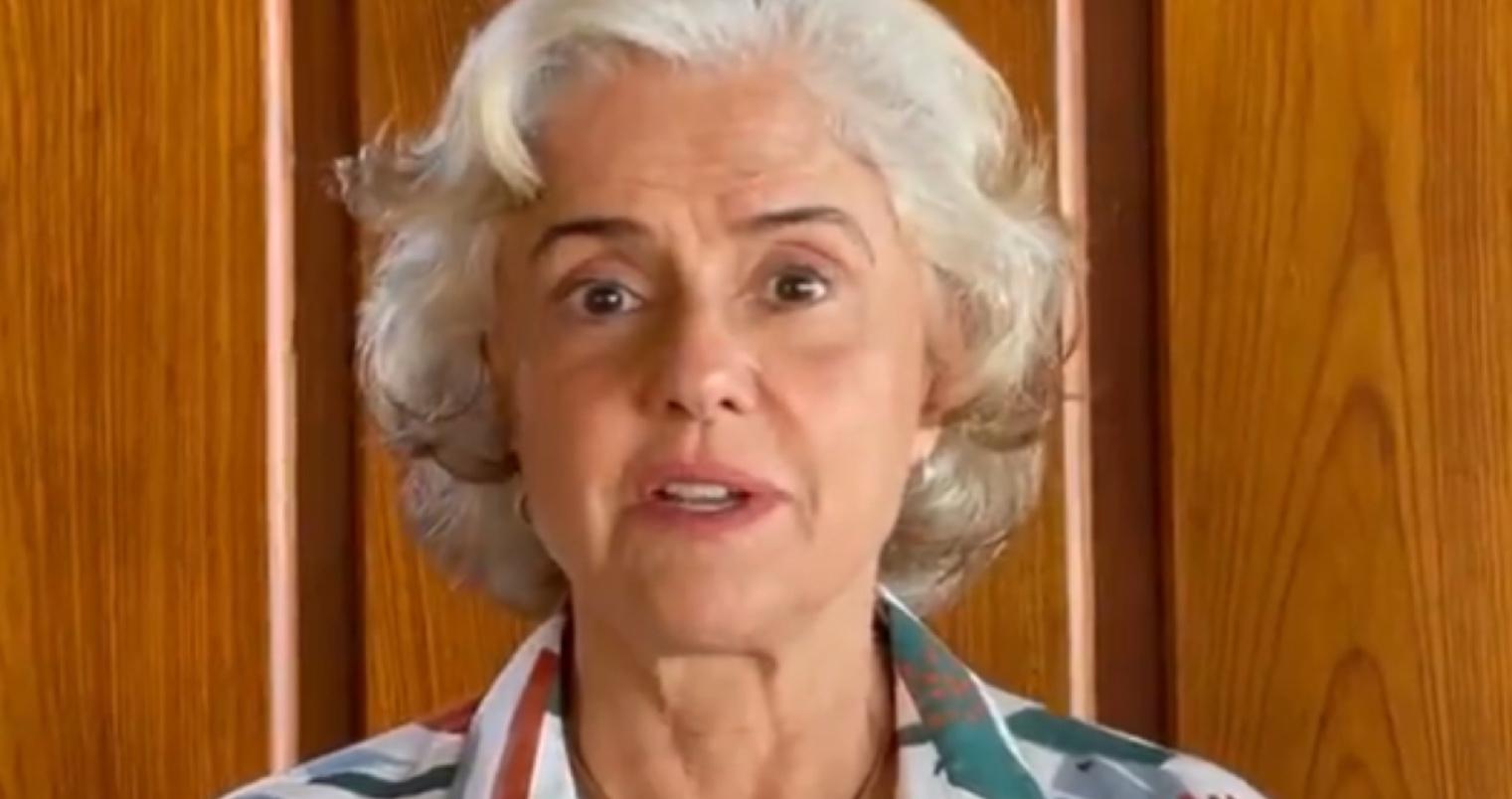 Marieta Severo fala sobre sua luta contra a covid: