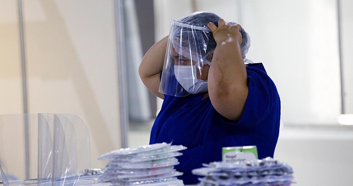 Qual o peso da pandemia para os profissionais da saúde?