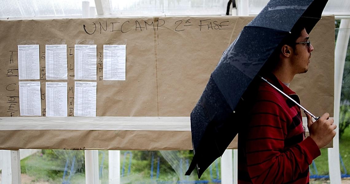 Estudantes da rede pública contam por que faltaram ao Enem; abstenção foi de 51,5%