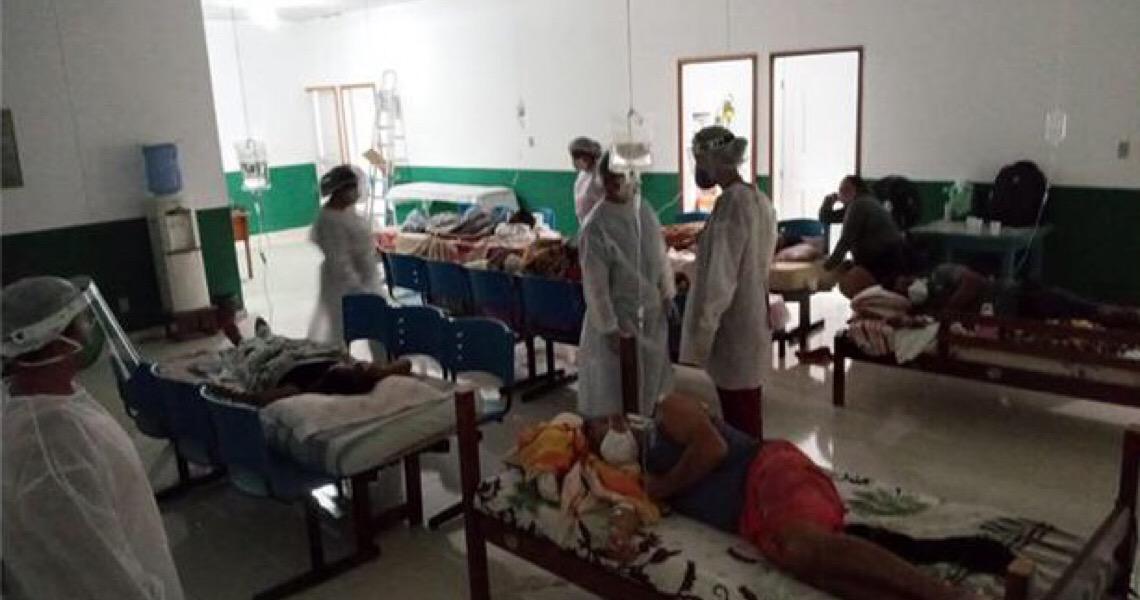 Depois de Manaus, pacientes com Covid morrem sufocados por falta de oxigênio no Pará