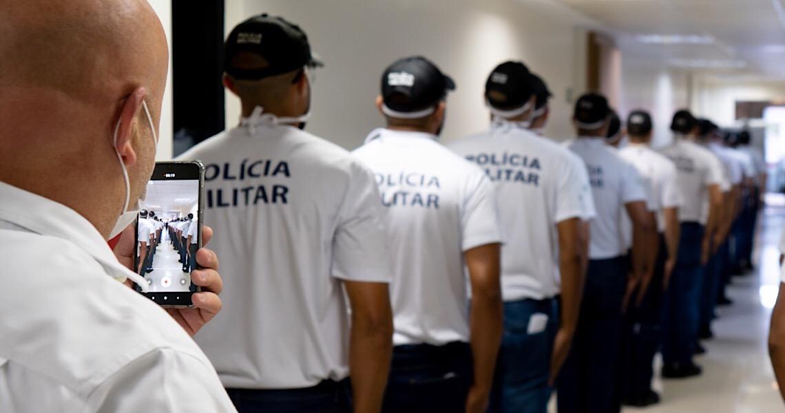 Polícia Militar do DF inicia campanha para estimular doação de sangue