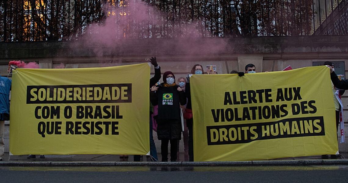 Violência, violações e desigualdade aumentaram sob Bolsonaro, diz grupo internacional