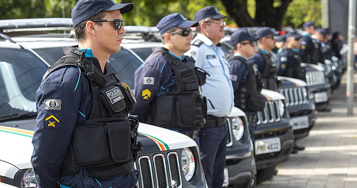 Congresso pode reduzir poder de governadores sobre polícias e dar força a corporações
