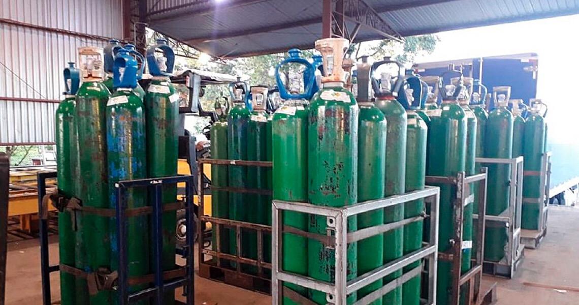 Venezuela e centrais sindicais brasileiras vão levar oxigênio semanalmente a Manaus