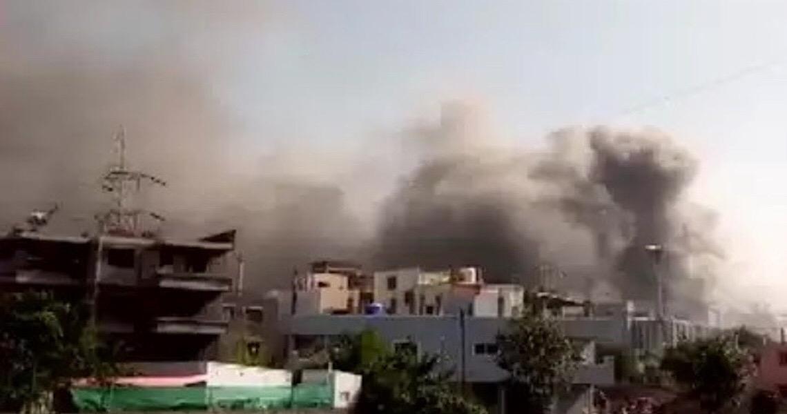 Incêndio atinge sede do Instituto Serum, na Índia, maior fabricante mundial de vacinas
