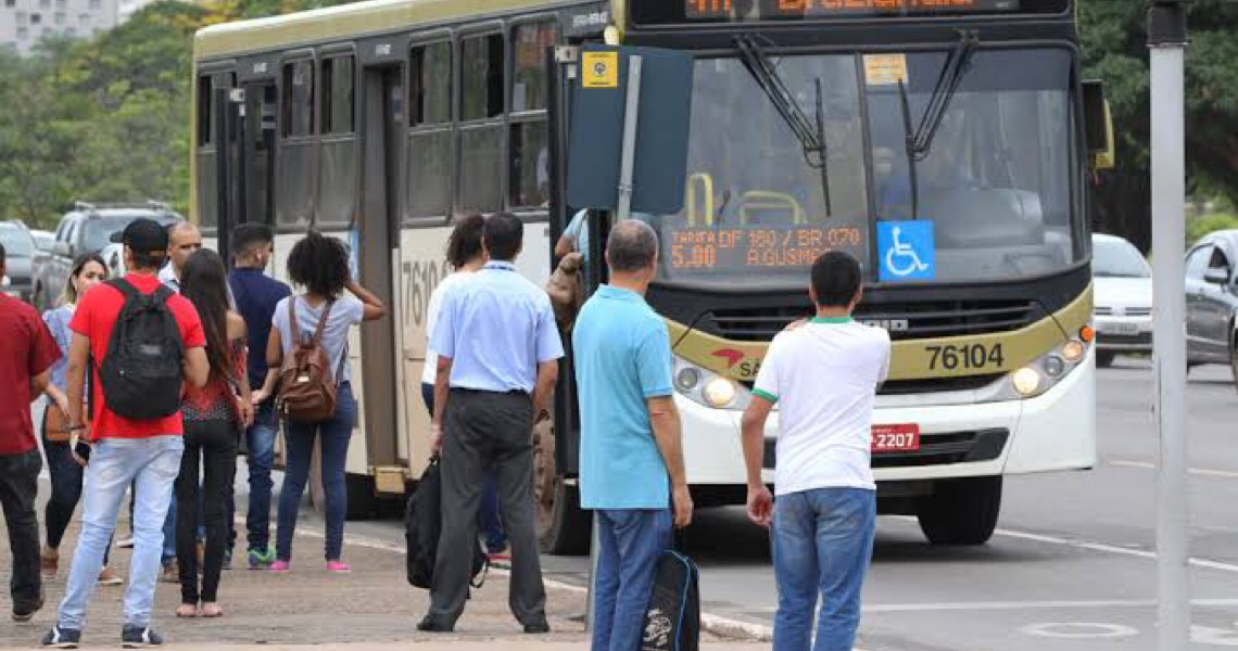 Garantidos ônibus extras para o segundo dia do Enem no Distrito Federal