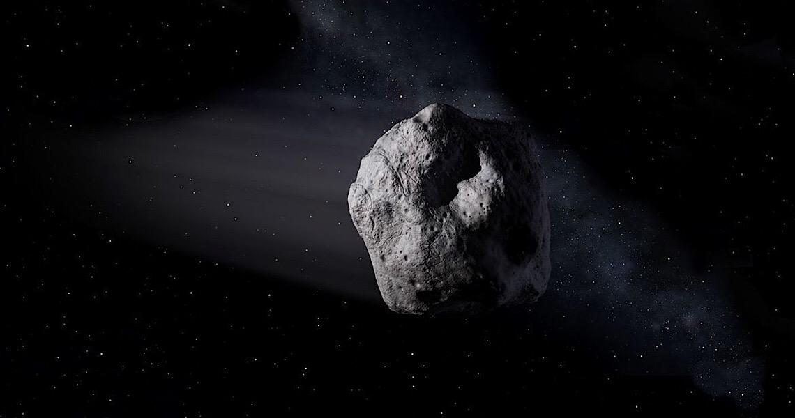 Estudante brasileira descobre asteroide. Imagens foram captadas no dia 7 de janeiro