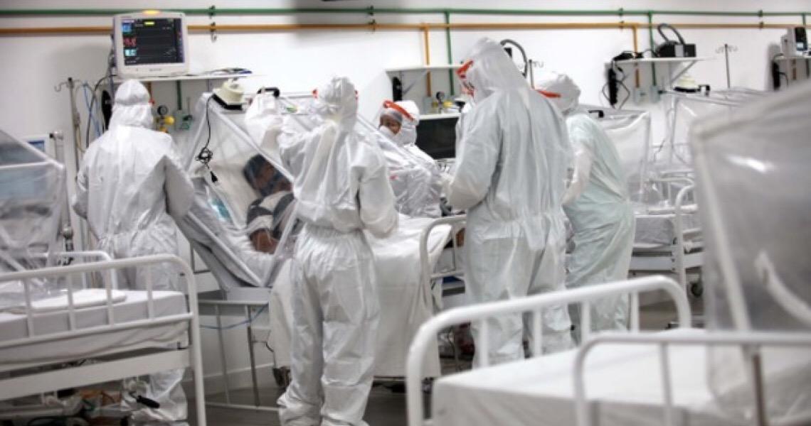 Pacientes internados em Manaus fogem ou pedem para 'morrer em casa'