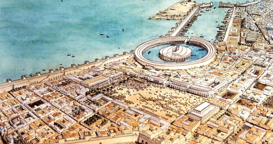 Guerras Púnicas e o fim de Cartago no Mediterrâneo
