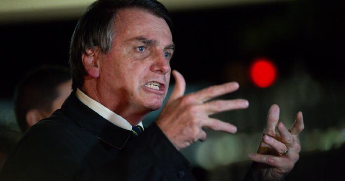Jair Bolsonaro e seu entorno fizeram 580 ataques à imprensa em 2020
