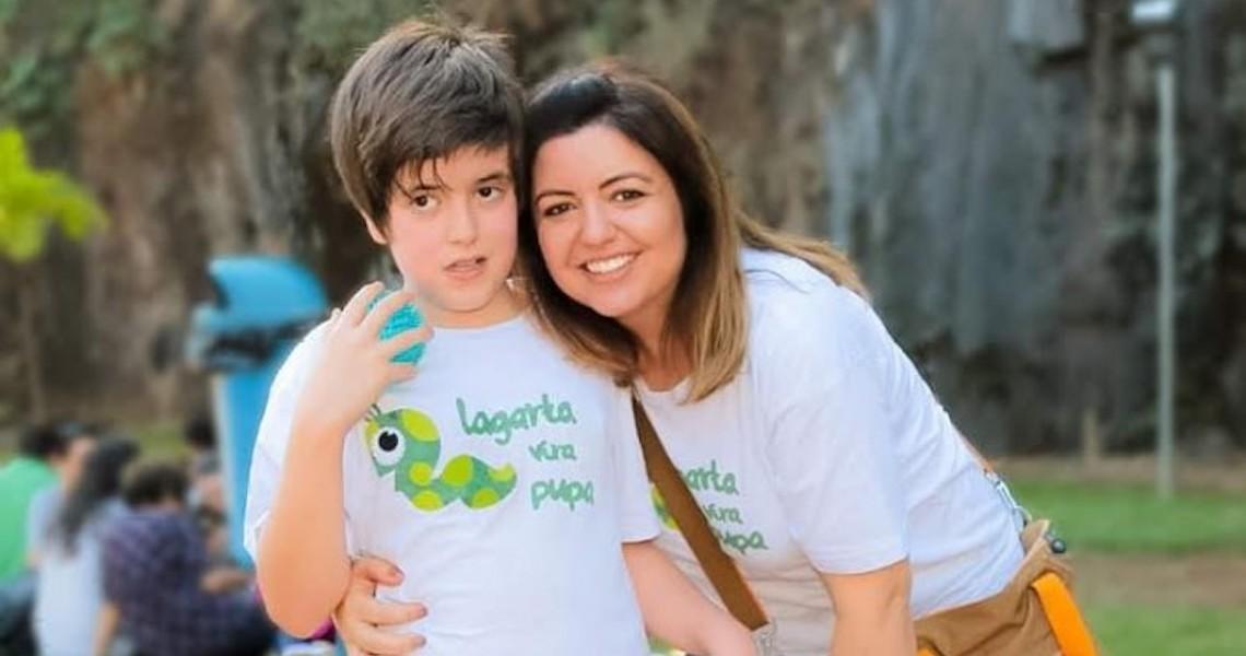 Mães de crianças com deficiência vão à luta
